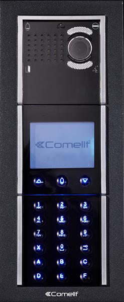 iKall - многоквартирная вызывная  панель IP домофон.
