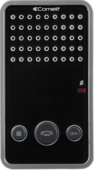Easycom аудиотрубка hands-free  IP домофон.