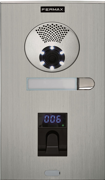 Видеодомофон N-CITY BIOVISION (система VDS)