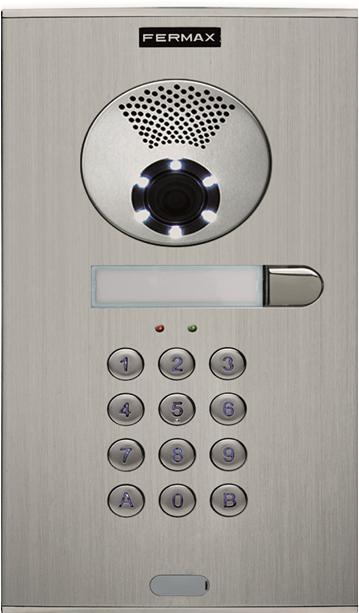 Видеодомофон N-CITY MEMOVISION (система VDS).