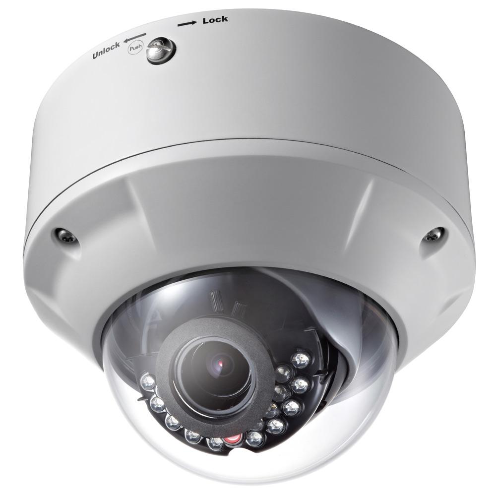 схема подключения цилиндрической камеры видеонаблюдения